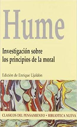 INVESTIGACION SOBRE LOS PRINCIPIOS DE LA MORAL
