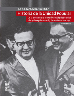 HISTORIA DE LA UNIDAD POPULAR VOL. II