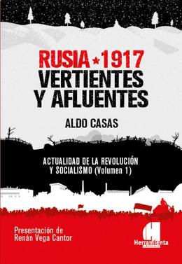 RUSIA 1917 VERTIENTES Y AFLUENTES