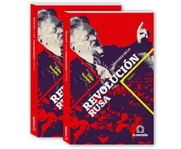 HISTORIA DE LA REVOLUCION RUSA. TOMO I Y II