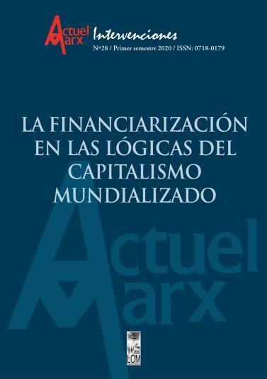 FINANCIARIZACION EN LAS LOGICAS DEL CAPITALISMO MUNDIALIZADO, LA. ACTUEL MARX 28 - ActuelMarx28_1800x.jpg