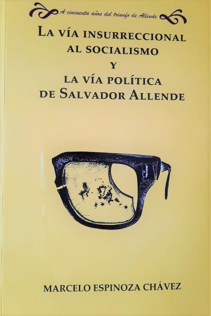 VIA INSURRECCIONAL AL SOCIALISMO Y LA VIA POLITICA DE SALVADOR ALLENDE, LA  - 9789563810110.jpg