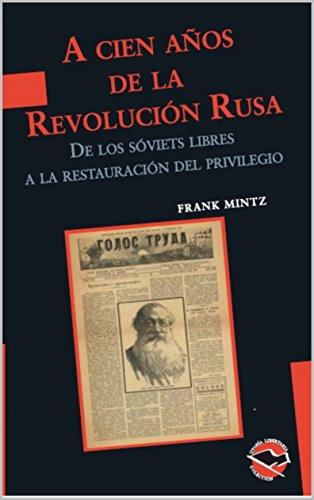 A 100 AÑOS DE LA REVOLUCION RUSA.  - 414WsPgLssL.JPEG