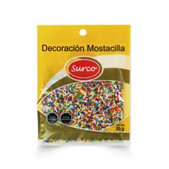 Decoración Mostacilla Caja 2 Pack * 25 Un. * 25 gr