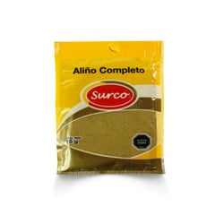 Aliño Completo Caja 10* Pack 10 * 15 gr