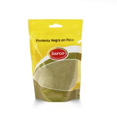 Pimienta Negra En Polvo  Caja 3 Pack * 4 Un * 250 gr