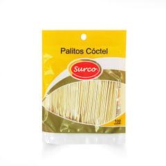 Palitos Cocktail Caja 2 Pack *25 Bol.* 100 Un.