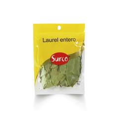Laurel Entero Caja 10 Pack *10 * 5 gr