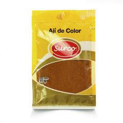 Ají Color Pimentón Caja 10 Pack *10 Un*15 gr