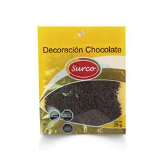 Decoración Chocolate Pack 25 Un. * 25 gr