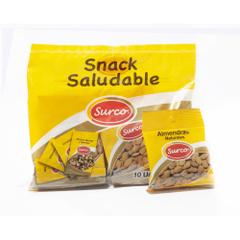 Almendras Naturales Pack 10 Un * 20 gr