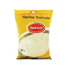 Harina Tostada  Un. 500 gr