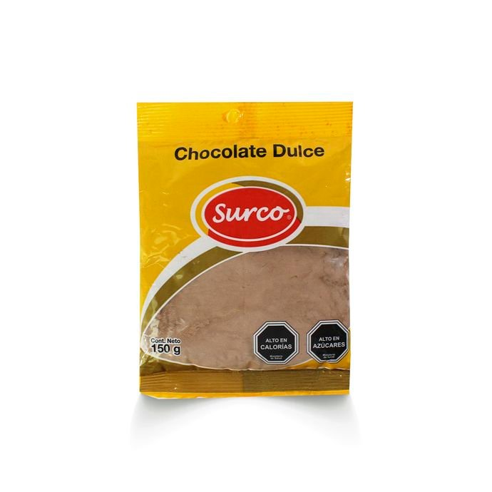Chocolate Dulce Bolsa Un. 150 gr - 610720-3001003194.jpg