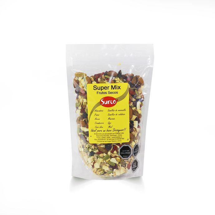 Granola Súper Mix Frutos Secos  Un. 400gr - 610846-3001002198.jpg
