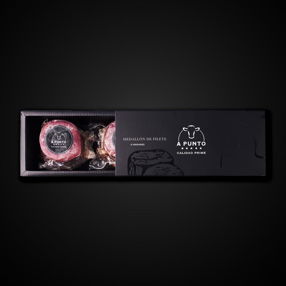 Box Edition Medallón de Filete